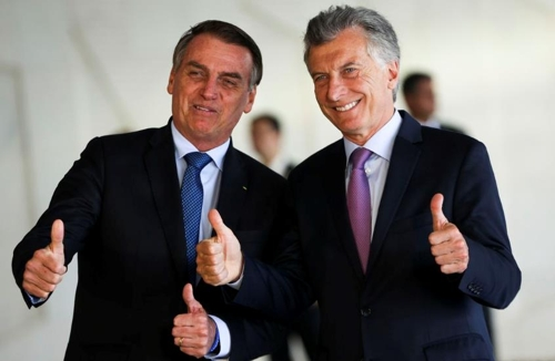 남미공동시장 흔들리나…브라질, 아르헨티나 대선 정국에 촉각