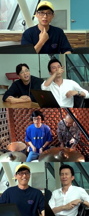 유희열-이적, 유재석 위한 음악프로젝트 '유플래쉬'