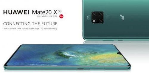화웨이, 중국서 5G 스마트폰 출시…이미 100만대 예약