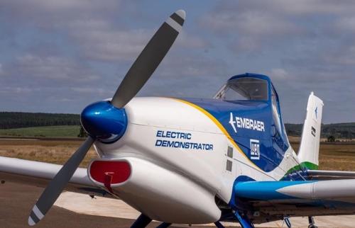 브라질 엠브라에르, '100% 전기 추진' 항공기 개발