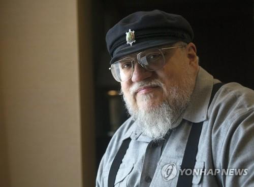 """'왕좌의 게임' 원작자 """"드라마 결말, 원작소설에 영향 없어"""""""
