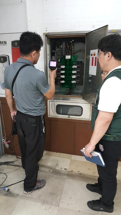 [광주소식] 북구, 추석 명절 대비 다중이용시설 안전점검