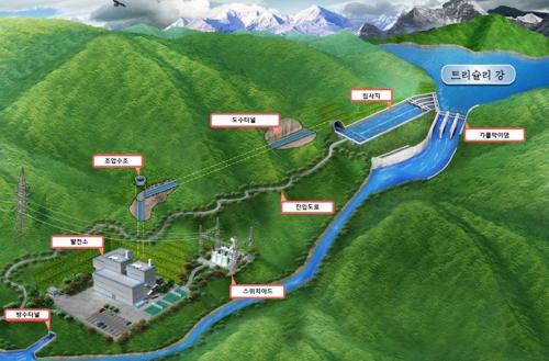 수은, 네팔 수력발전소 건설에 5천만달러 대출지원