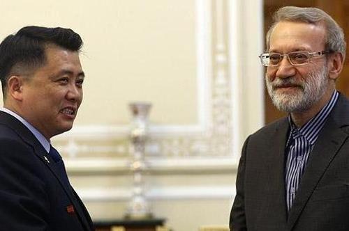 """이란 의회의장 """"美, 北 무장해제 추구…北, 현명하게 대응"""""""