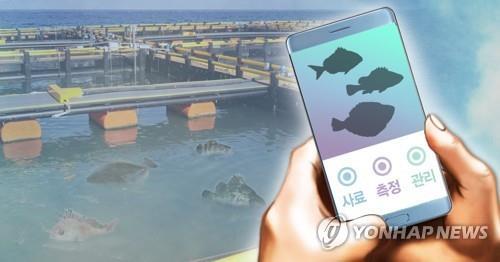 '연어·돌기해삼' 키우는 강원형 스마트 양식장 구축