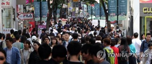 한일 갈등에도 7월 한국 방문 일본인..