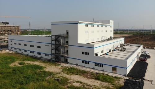 포스코, 해외 첫 양극재 공장 중국서 준공…소재경쟁력 제고