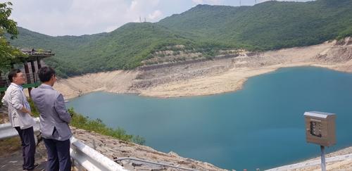 33년 만에 삼랑진양수발전소 상부 인공호수 물 뺀 까닭은