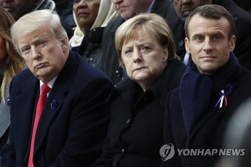 """트럼프가 불 지핀 러시아 G8 복귀…佛 """"우크라 해결하면 지지""""(종합)"""