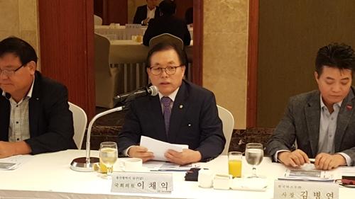 """이채익 """"울산 산단 통합 파이프 랙 조성 사업 조기 추진"""""""