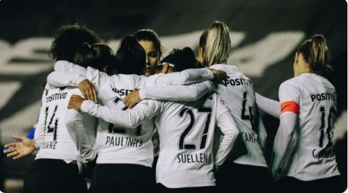 브라질 코린치앙스 여자축구팀 28연승 '세계신기록'