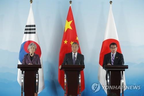 [지소미아 종료] 중국, 韓日 갈등 고조 관망하며 손익계산 분주