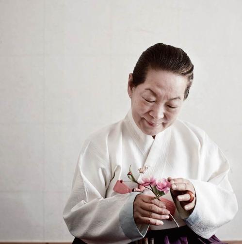 [휴먼n스토리] 사재 털어 궁중 꽃 박물관 세운 무형문화재 황수로
