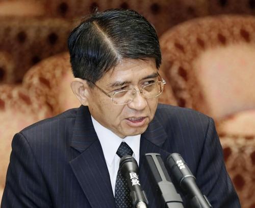 집단자위권 용인한 日 내각법제국 장관 물러날 듯