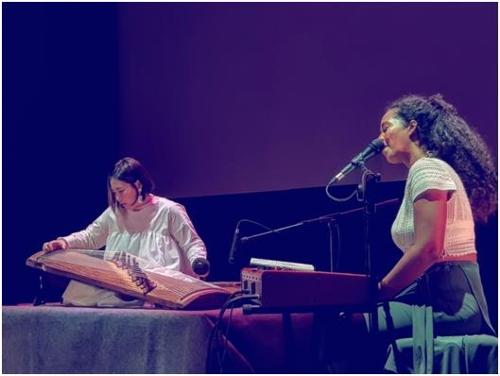 쿠바 싱어송라이터 에메 알폰소 내한공연
