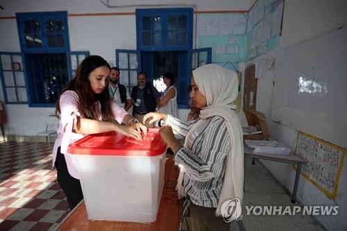 '아랍의 봄' 발원지 튀니지서 대선 투표 실시