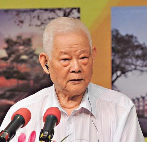 '중국 개혁개방' 주역 예쉬안핑 전 정협 부주석 별세