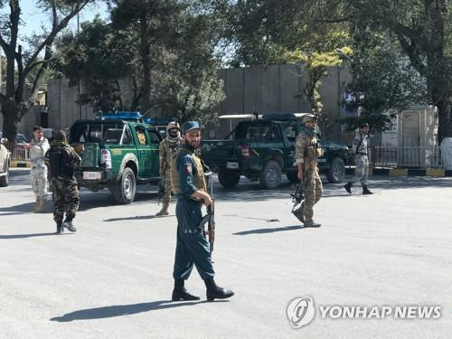"""아프간서 또 자폭 테러…""""정부 건물 공격으로 12명 이상 부상"""""""