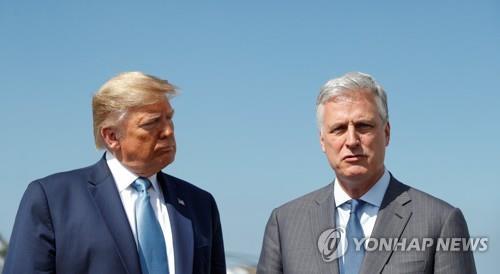 美 새 국가안보보좌관 첫 일성 힘을 통한 평화 강조