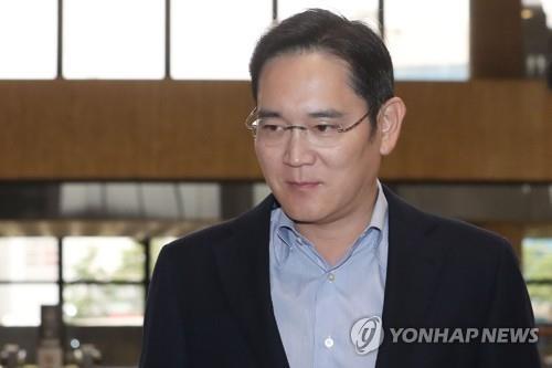 이재용, 日재계 초청으로 두달만에 일본行…럭비월드컵 참관(종합)