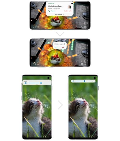 알림 간소화한 삼성폰 '원 UI' 업데이트…갤S10 베타테스트