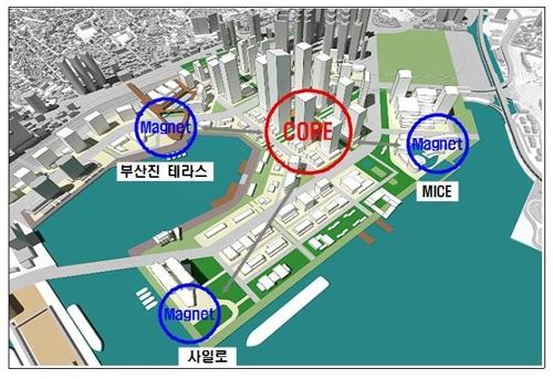 부산진역 일대 철도시설 2026년까지 외곽 이전·지하화