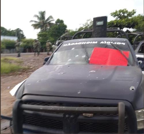 멕시코 경찰, 매복 습격받아 14명 사망…마약갱단 소행 추정