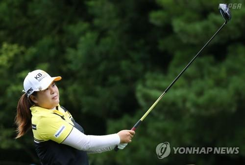'이번엔 다를까' 박인비, 네 번 준우승한 KB금융 챔피언십 출전