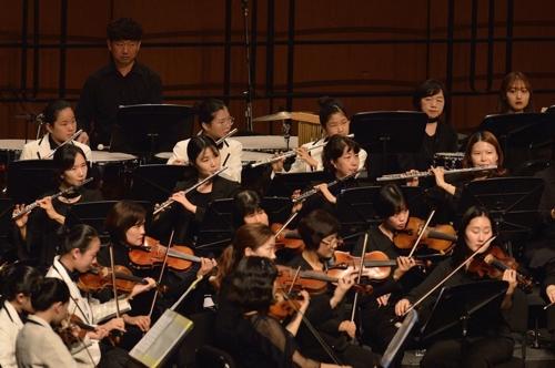 충북교육청 교직원 오케스트라, 9년째 불우이웃돕기 자선음악회