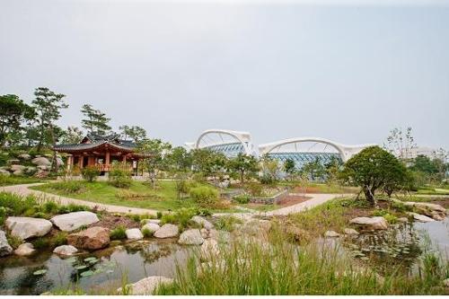 서울식물원, 대한민국 조경대상 '대통령상' 수상