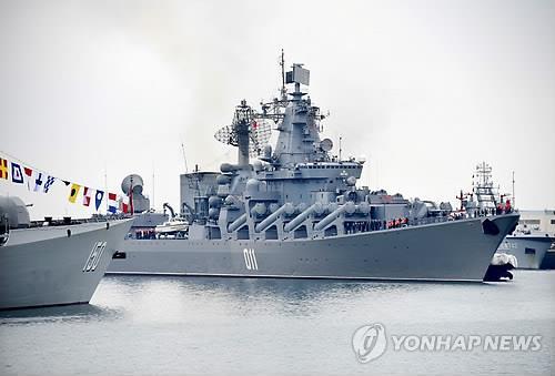 """""""러·중·남아공, 첫 해군연합훈련""""…阿에 러 '입김' 세지나"""
