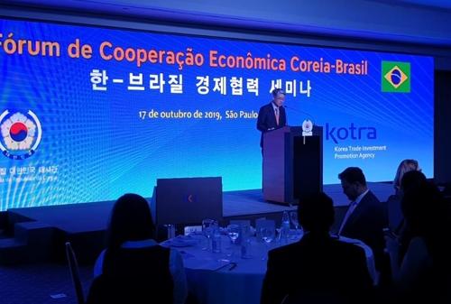 """""""메르코수르, EU·EFTA 이어 韓·캐나다와 무역협정 우선 관심"""""""