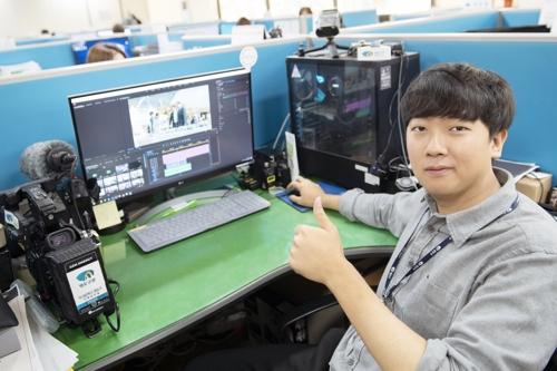[휴먼n스토리] '유튜브로 적극행정 구현' 부산 영도구 김신우 주무관