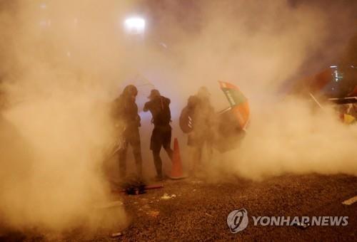 美, 홍콩사태 격화에 심각한 우려…中, 홍콩과 약속 존중해야