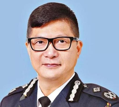 中 '강경파' 홍콩 경찰 총수 임명…시위 진압 가속