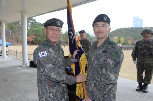 육군 53사단 신임 사단장에 김봉수 소장 취임