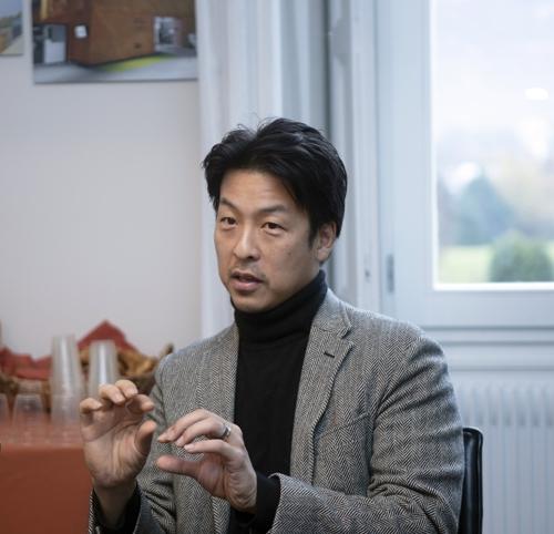 """[인터뷰] """"손맛 아는 로봇 만들어봐야죠""""…MIT 김상배 교수"""