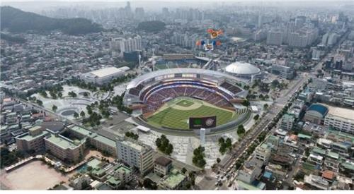 한화이글스 대전 베이스볼 드림파크 조성에 430억원 투자