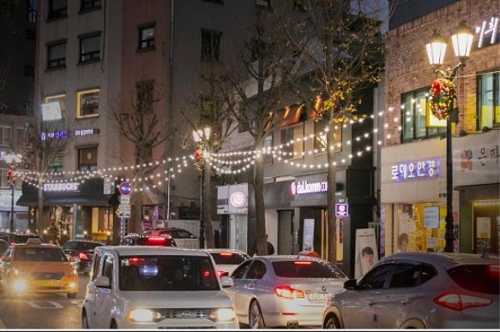 서래마을, '유럽풍 디자인 거리'로 ..