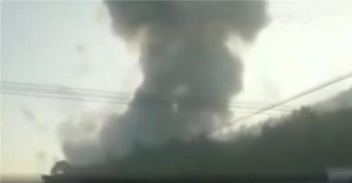 中 후난서 폭죽공장 폭발…20명 사상