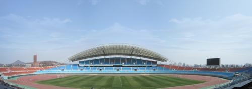 안산 '와∼스타디움', 프로축구 최고 그라운드상 수상