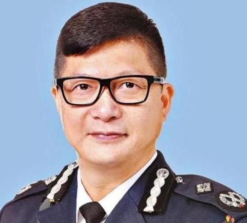 中, 8일 시위 강경 진압하나…홍콩 경찰 총수 베이징행