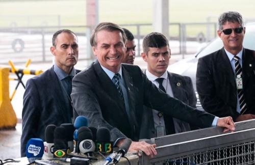 """보우소나루 """"브라질과 관계 깨지면 아르헨티나가 더 손해"""""""