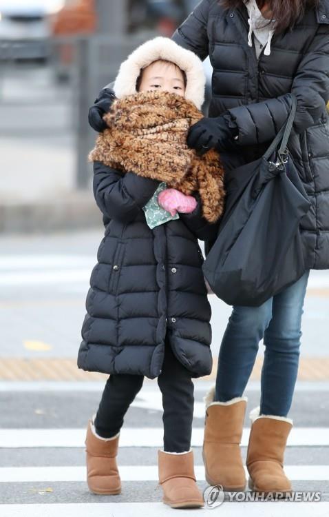 대구·경북 전역 아침 기온 영하…올겨울 들어 가장 추워