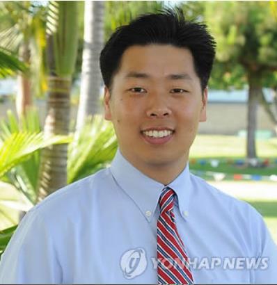 美캘리포니아주 라팔마 시장에 한인 2세 피터 김 부시장