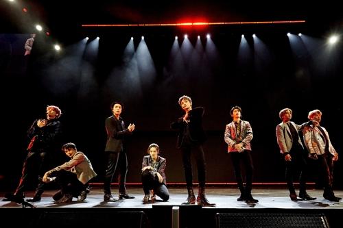 NCT127, 美라디오 콘서트 팝토피아·징글배시 무대
