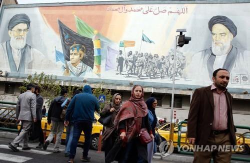 [테헤란르포] 전쟁위기·여객기 추락·지진, 동시다발로 이란 강타
