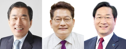 안상수·송영길·유정복…총선 결과에 사활 걸린 전직 인천시장