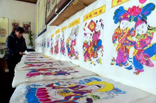 [AsiaNet] 산둥성 웨이팡의 문화축제, 지역 새해 풍습 소개