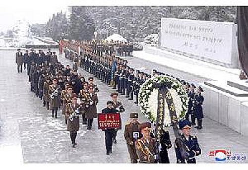 북한 '여자 빨치산' 황순희 장례식 국장으로 열려…김정은 불참(종합)